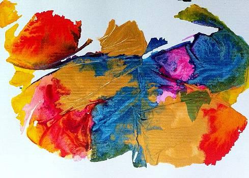 Fall Foliage by Tonya Mower Zitman