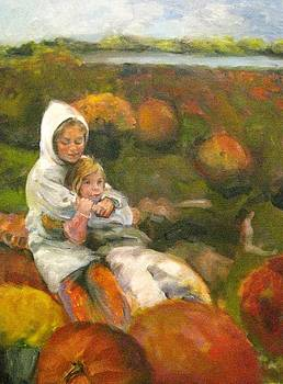 Fall Friends by Dorothy Siclare