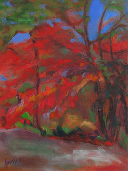 Fall Fusion by Susan Hanlon