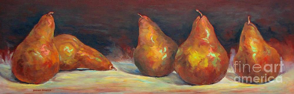 Fall Harvest by Brenda Brannon