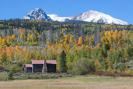 Fall in Summit County by Andrew Serff