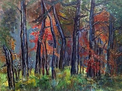 Fall by Iya Carson