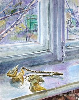Fall Mood 1983 by Andrey Kuznetsov