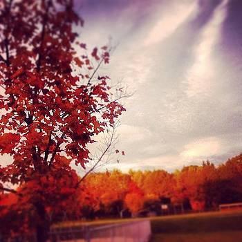 #fall #newengland #beautiful #autumn by Laura Vaillancourt