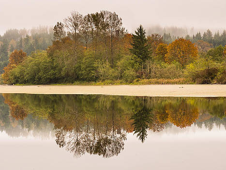 Fall Reflections by Kyle Wasielewski