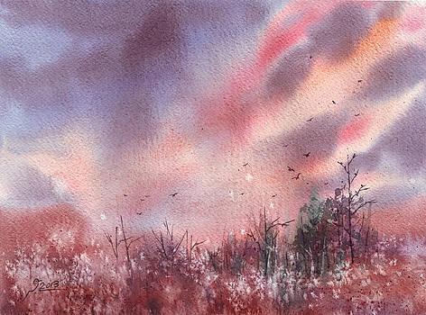 Fall by Reza Daliloltejari