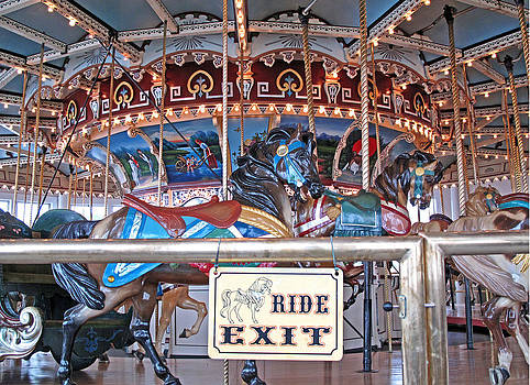 Barbara McDevitt - Fall River Ride Exit