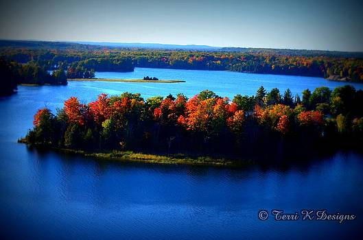 Fall River by Terri K Designs