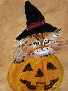 Fall Surprise by Elayne Doehrel
