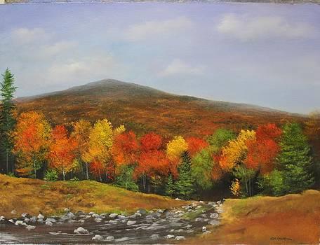 Fall Vista by Ken Ahlering