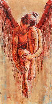 Fallen Angel II - The End of Dreams by Beata Belanszky-Demko