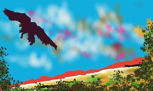 Fallen Angel Son of the Morning by Arjun L Sen