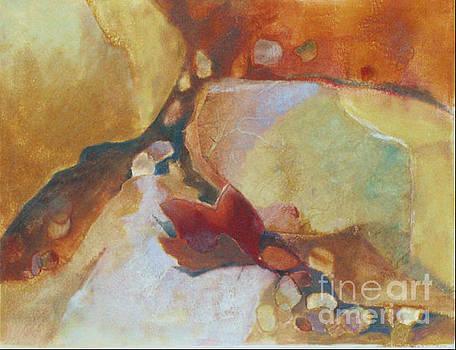 Fallen Leaf by Noel Sandino