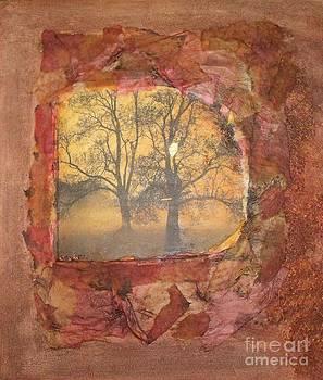 Fallen Leaves by Leslie Jennings