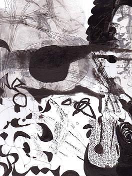 Falling Curlicues by Catherine Redmayne