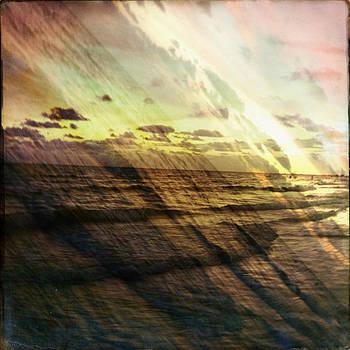 Falling Sky Siesta Key by Alison Maddex