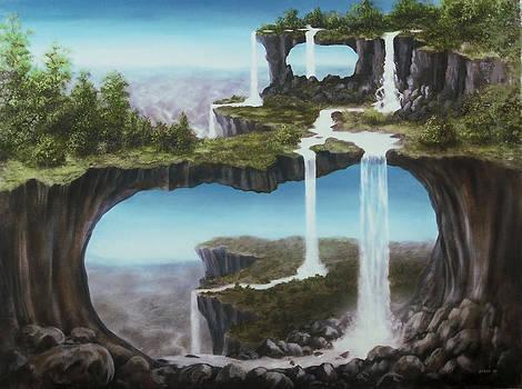 Falling Water by Bill Jonas