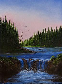 Chris Steele - Falls At Rivers Bend