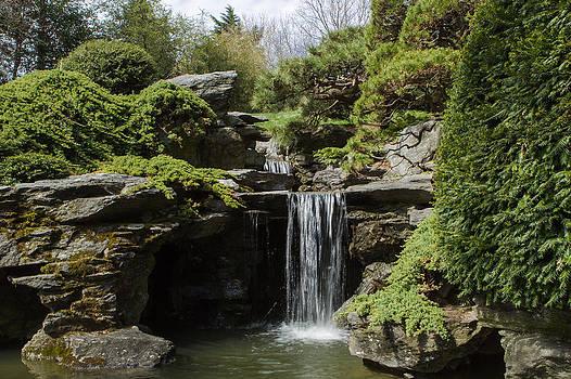 Dave Hahn - Falls at the Garden