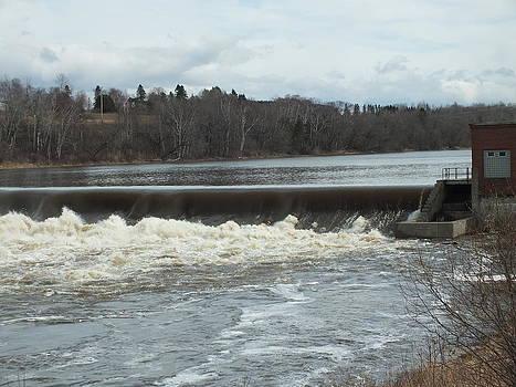 Gene Cyr - Falls in Caribou