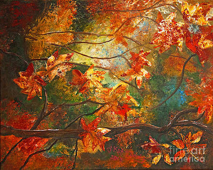 Fall's Light by Kat Solinsky
