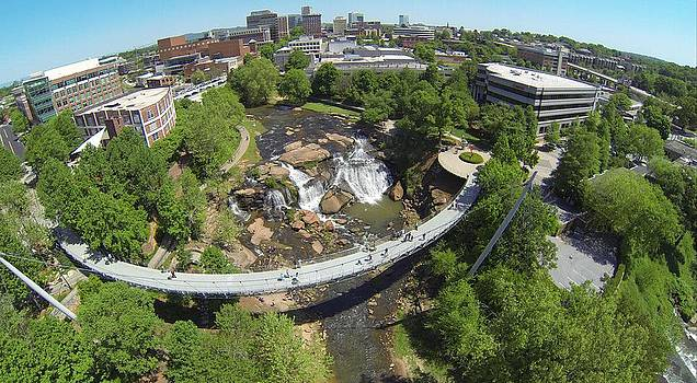Falls Park by Rick Lecture