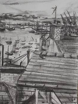 Falmoth Docks 1 by Matt Swann