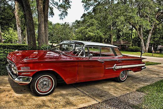 Family Cruisin 1960 Style by Frank Feliciano