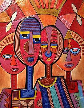 Family by Lanre Buraimoh