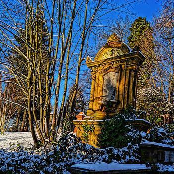 Alexander Drum - famous family grave
