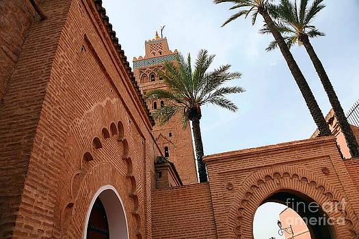 Sophie Vigneault - Famous Koutoubia Mosque