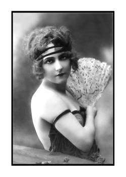 Denise Beverly - Fan of Lace