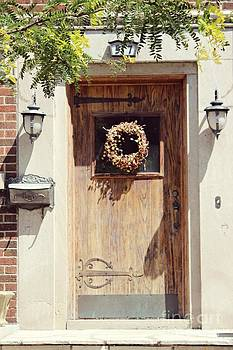 Fancy Front Door  by Lauren Maki