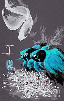 LINDA SMITH - Fantail Fish