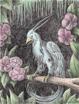 Jeanette K - Fantasy Bird