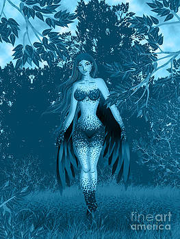Fantasy fairy by Kriss Orayan