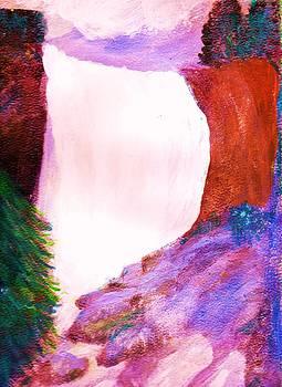 Anne-Elizabeth Whiteway - Fantasy Falls
