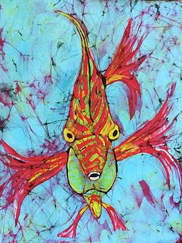 Fantasy Fish by Kay Shaffer