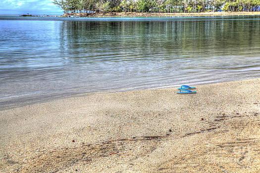Sophie Vigneault - Fantasy Island Beach