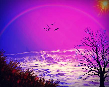 Fantasy Island by Lora Mercado