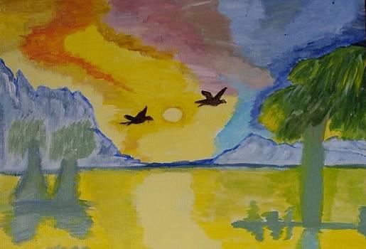 Fantasy Island by Mya Soliman