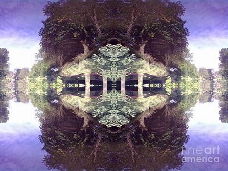 Malcolm Suttle - Fantasy River.