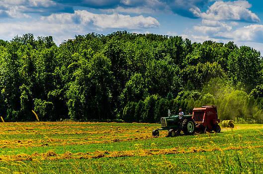 Farm Field by Todd Heckert