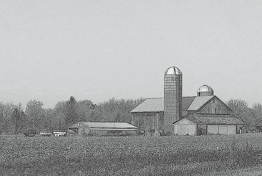 Rosemarie E Seppala - Farm Of Newaygo County Michigan