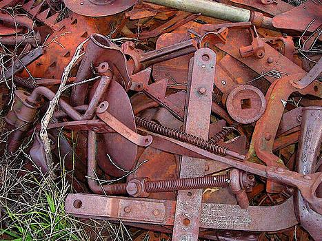 Jerry McElroy - Farm Rust