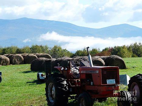Farm Tractor by Glass Slipper