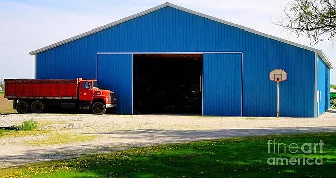 Farm Truck by Jackie Bodnar