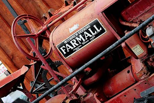 Farmall by Michael Allen