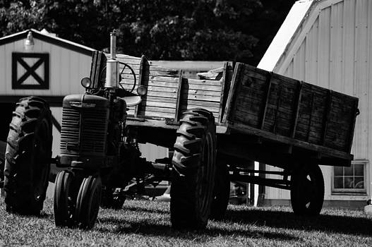 Farmall by Off The Beaten Path Photography - Andrew Alexander