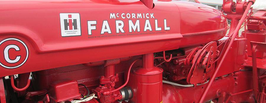 Farmall Red by G Cannon